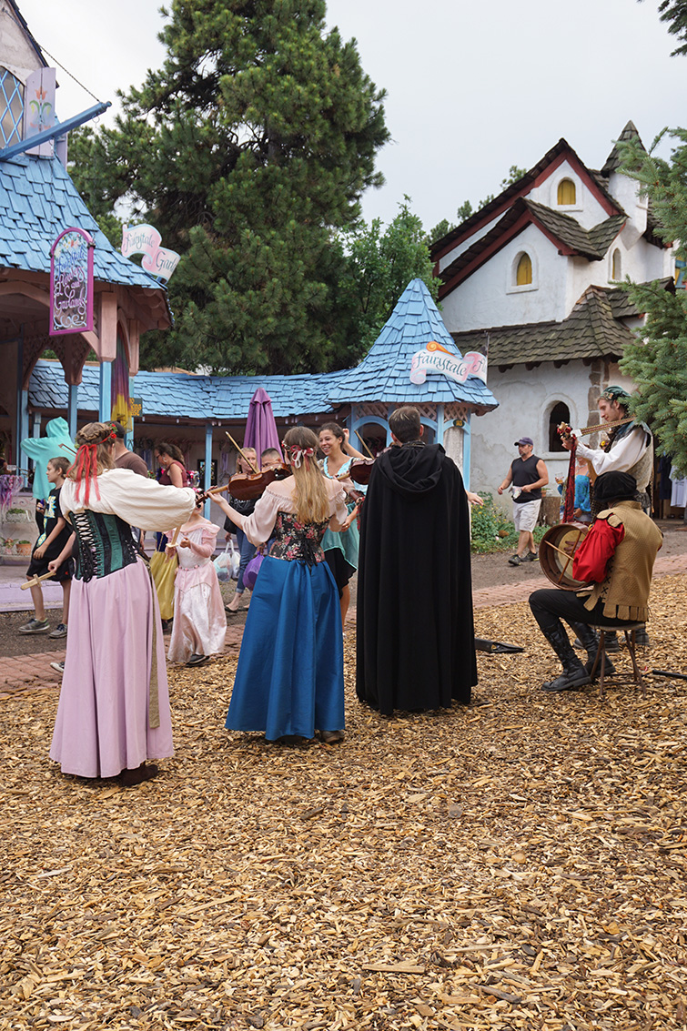 The Renaissance Festival - AVintageJoy