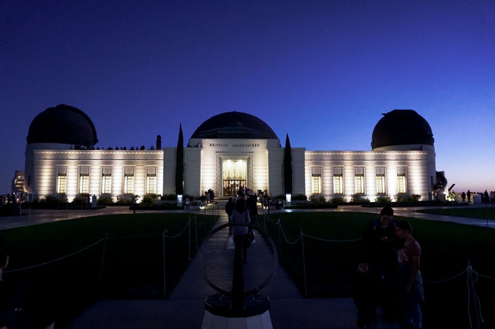 Griffith Observatory - AVintageJoy