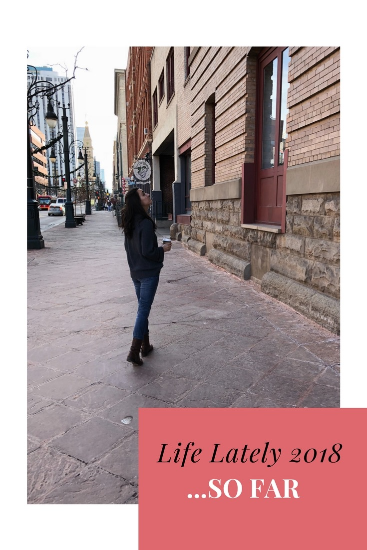 Life Lately 2018 - AVintageJoy