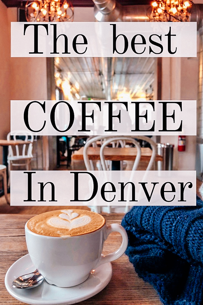 Every perfect weekend starts with coffee! Make sure you're going to the best one when you're in Denver next!
