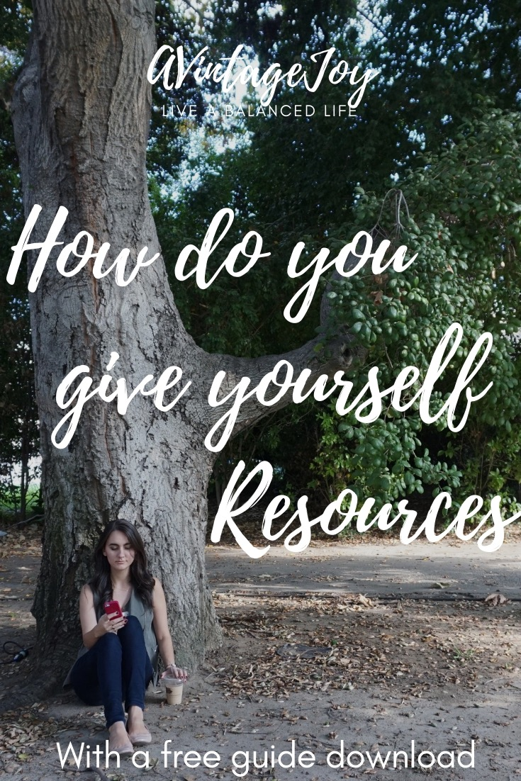 What are you spending your time on? What resources could you be keeping from yourself because of unnecessary mental thoughts.