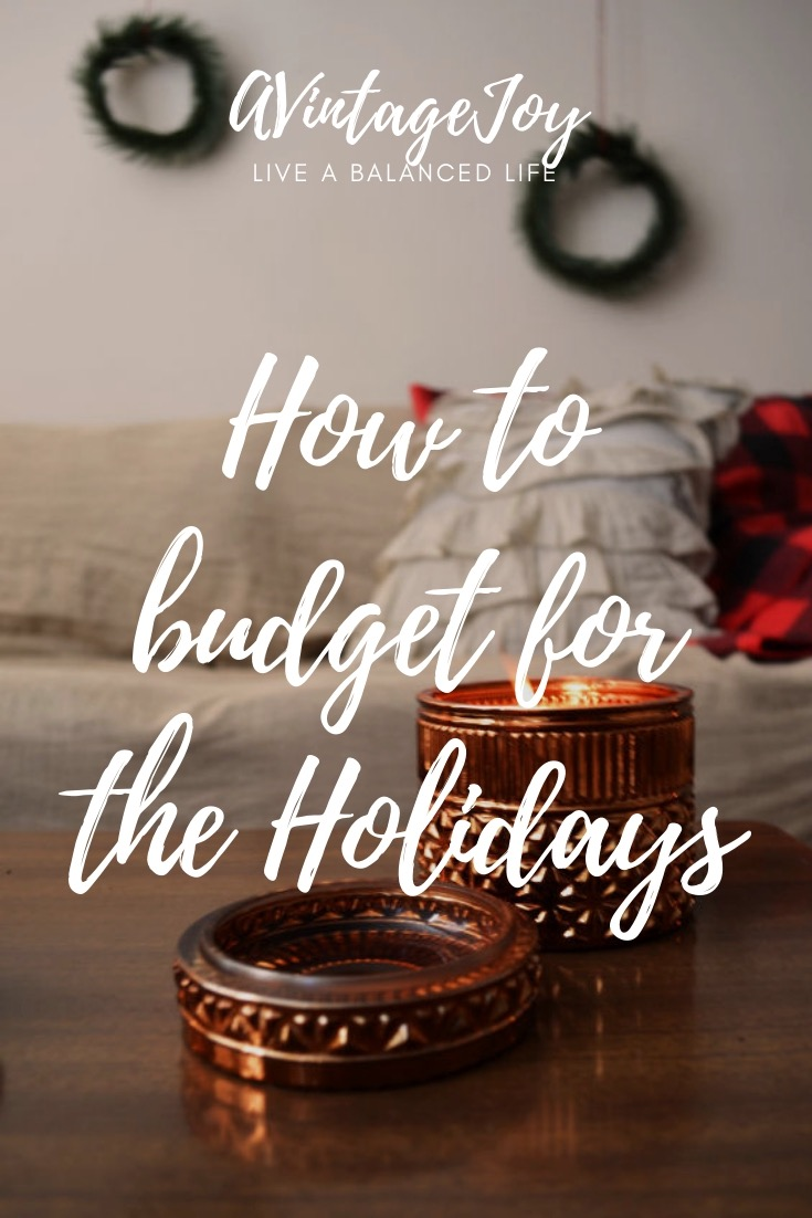 "This year, get ahead of the Holidays and start planning now! What are some ways that you can do what you want to this Holiday season and not ""break the bank""? Here's how!"