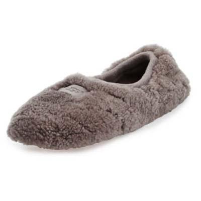 UGG Birche Sheepskin Slipper                $80  Neiman Marcus