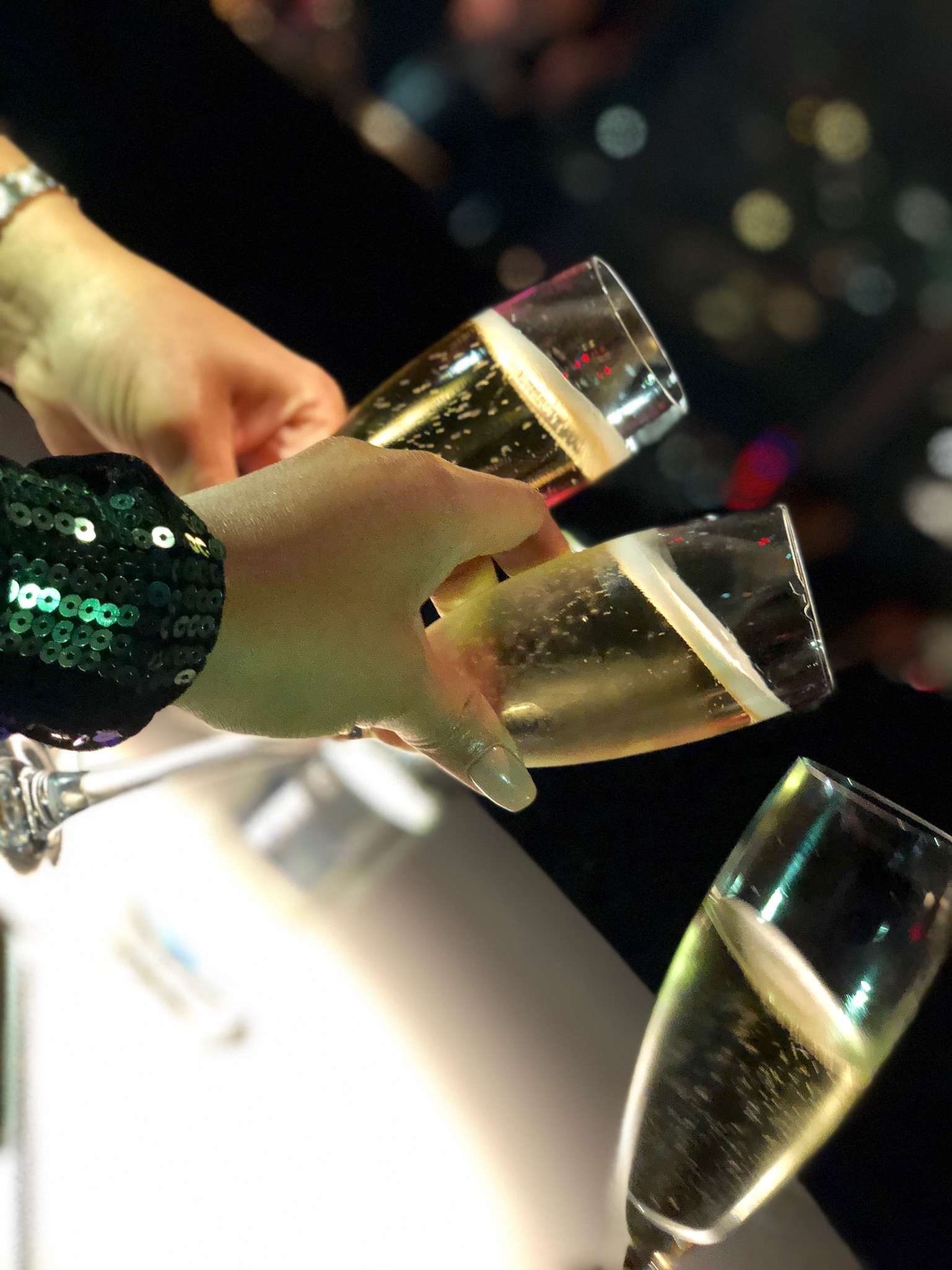 Cheers to the New Year!