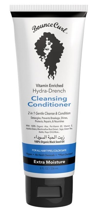 Bounce Curl Hydra-Drench Moisturizing Cleansing Conditioner