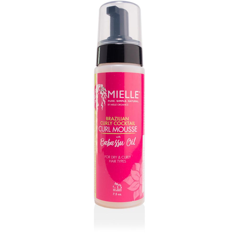 Mielle Organics Curl Mousse - For more definition.