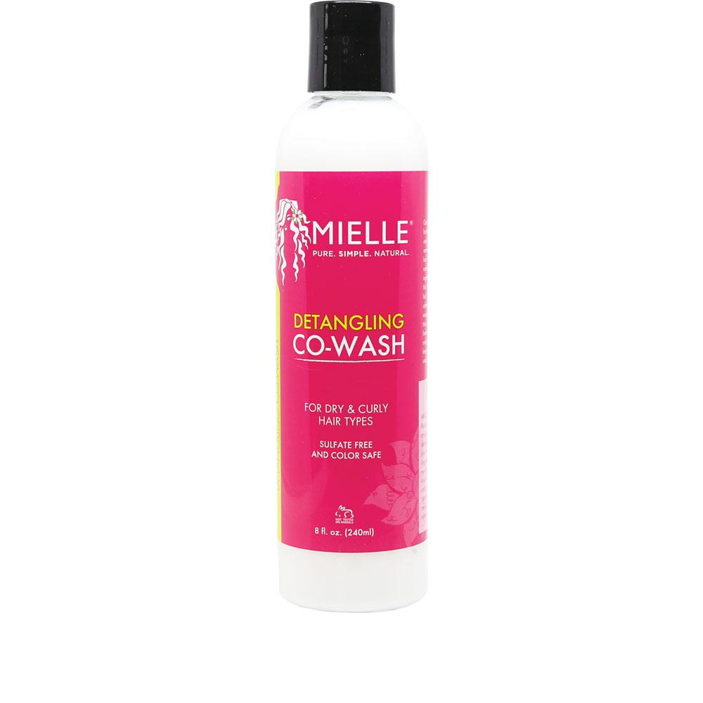 Mielle Organics Co-Wash, Curl Cream and Curl Mousse - Three products that will help make your hair easier to manage.