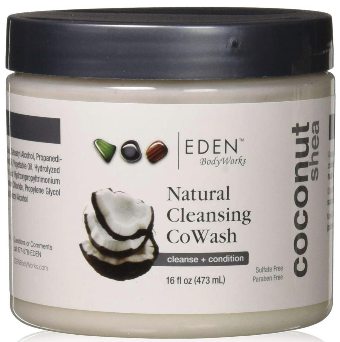 Eden Bodyworks - All natural co-wash
