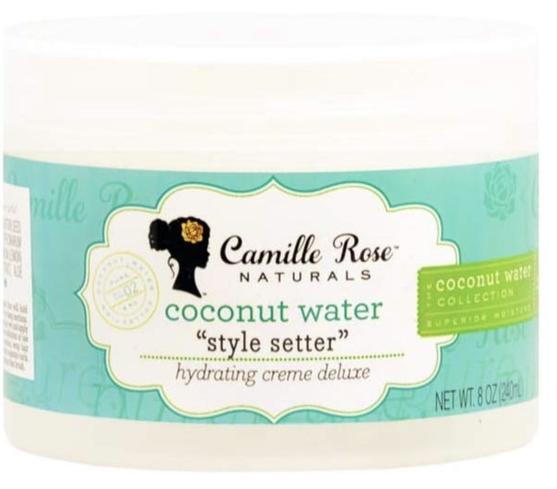 Camille Rose Naturals - Coconut Water Style Setter