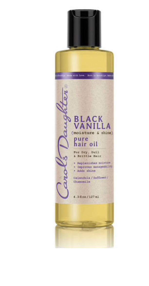 Carol's Daughter Black Vanilla Hair Oil