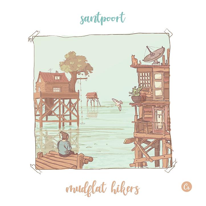 Santpoort - Mudflat Hikers