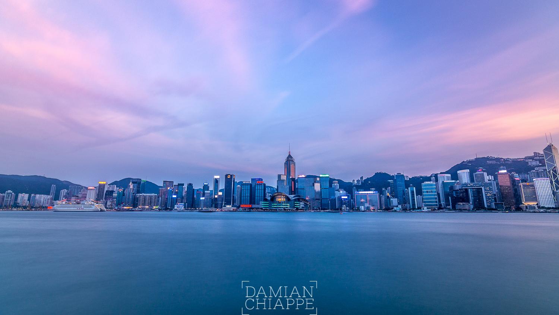 Isla Hong Kong, 2016.-