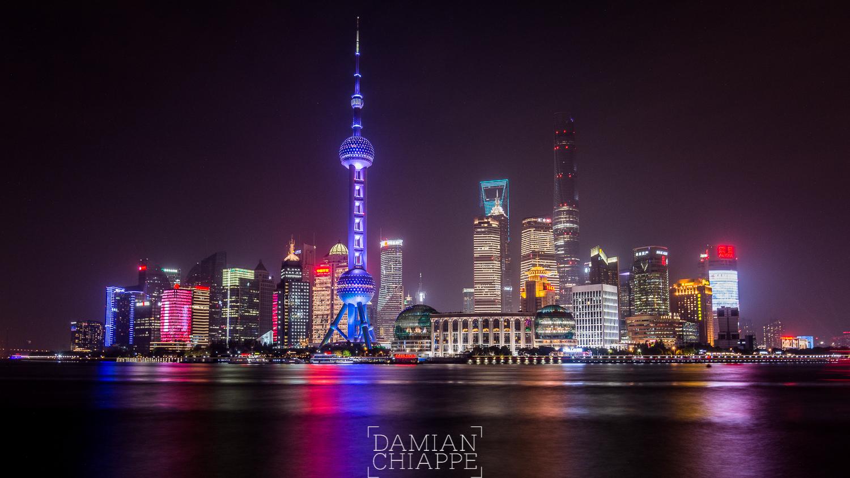 Shanghái, 2016.-