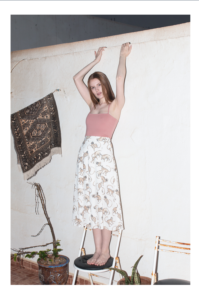 Foto: Malene Økland. Modell: Karla, Trend Models