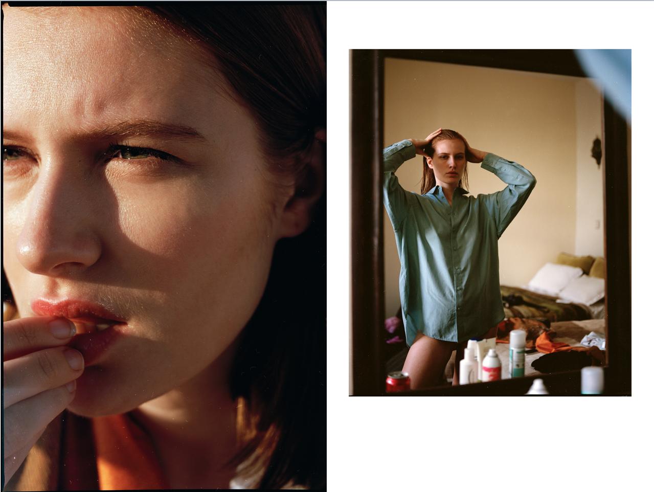 Foto: Markus Nymo Foss. Modell: Karla, Trend Models