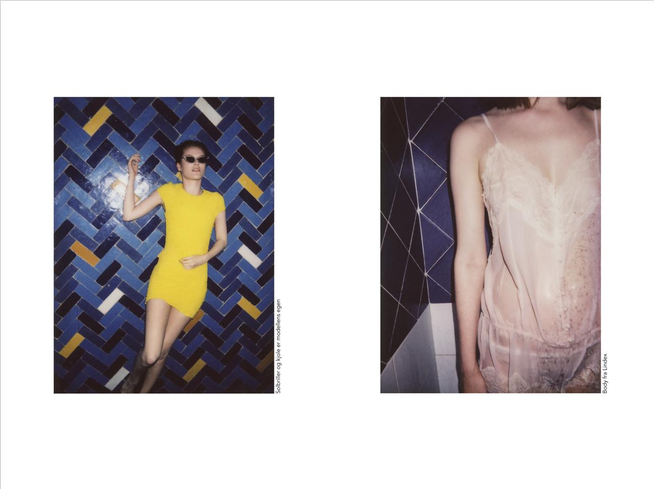 Foto: Ane Borch. Modell: Karla, Trend Models