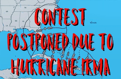 Best Trick Contest Postponed Irma