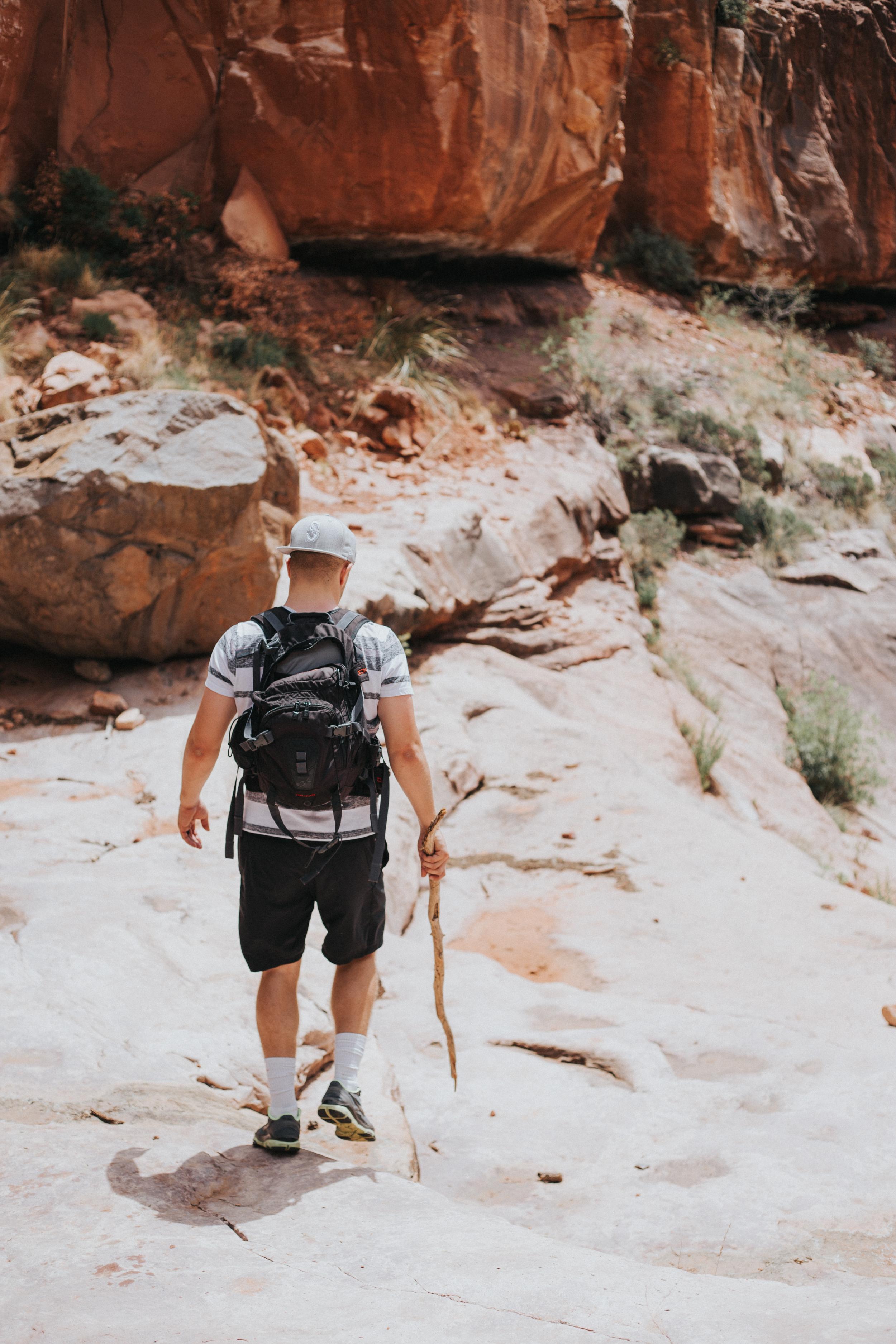 Sedona - AZ - Arizona - Hiking - Oak Creek Canyon - Adventure - Las Vegas Photographer - Photographer - Photography - Kamra Fuller Photography - Arizona Photography - Sedona Photography - Travel Photography - Travel Photographer - Travel - River - National Park