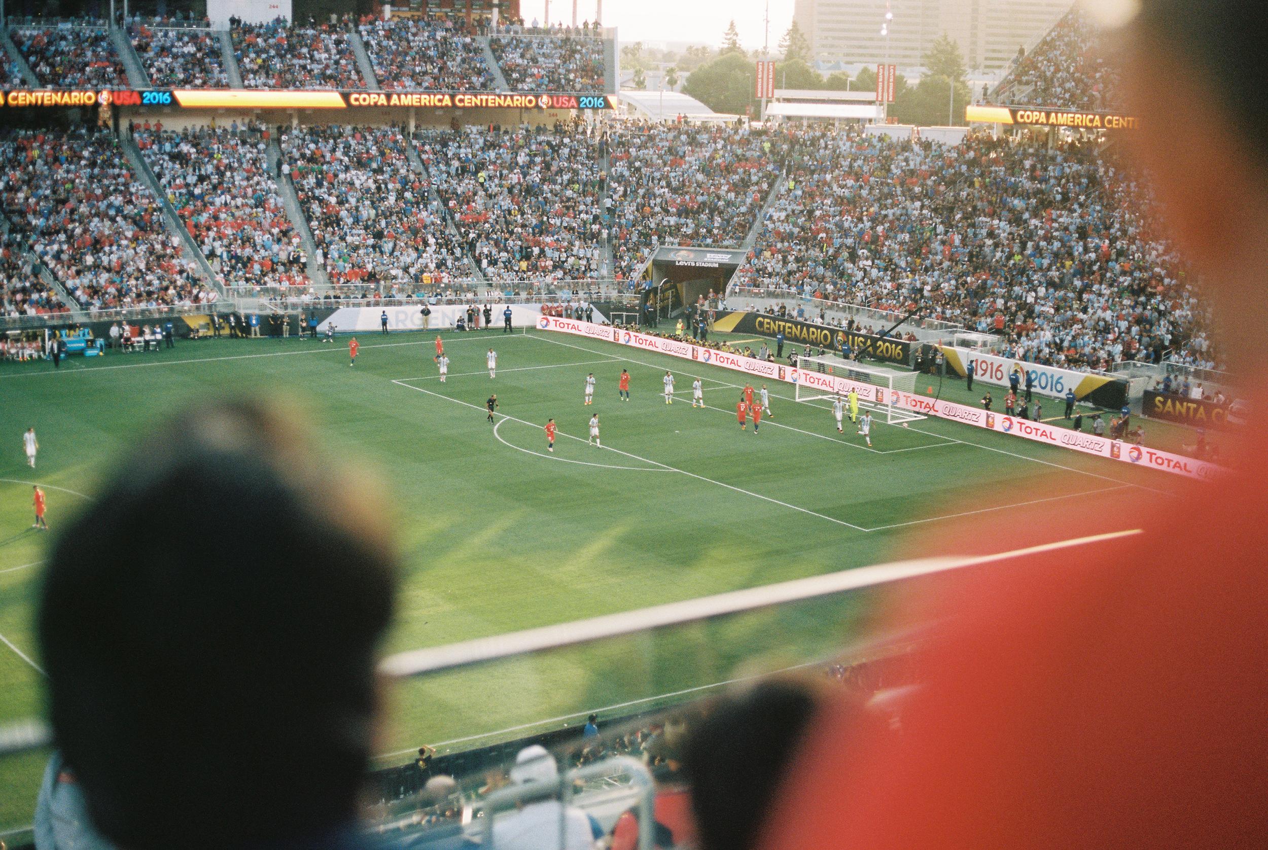 San Francisco - Alcatraz - Film - Portra - Fuji - Copa America - San Jose - Canon AE-1 - USA - Colombia - Chile - Argentina