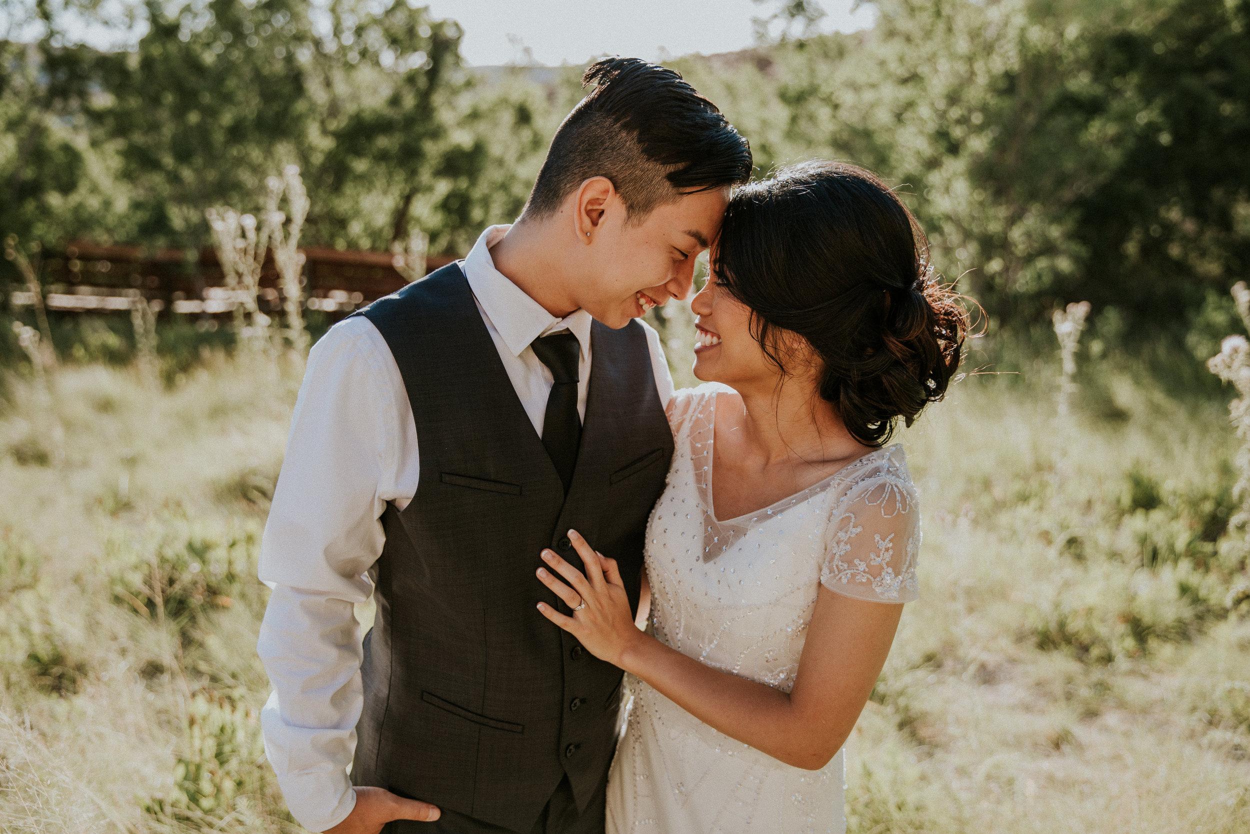 AJ + Kittichai - First Look - Wedding Day - Seattle Wedding Photographer - Washington Elopement Photographer - Seattle Engagement Photographer - Best Seattle Photographer