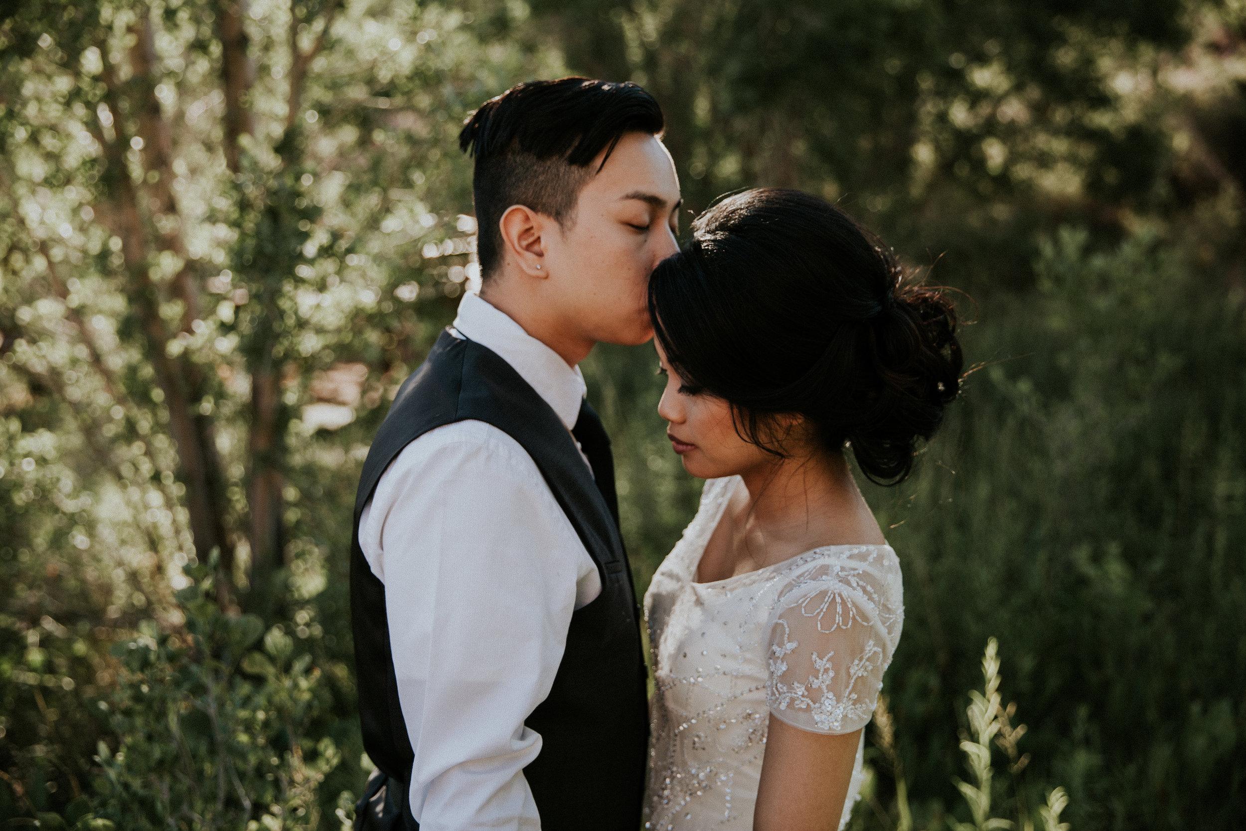 AJ + Kittichai - First Look - Wedding Day - Seattle Wedding Photographer - Washington Elopement Photographer - Seattle Engagement Photographer - Seattle Photographer