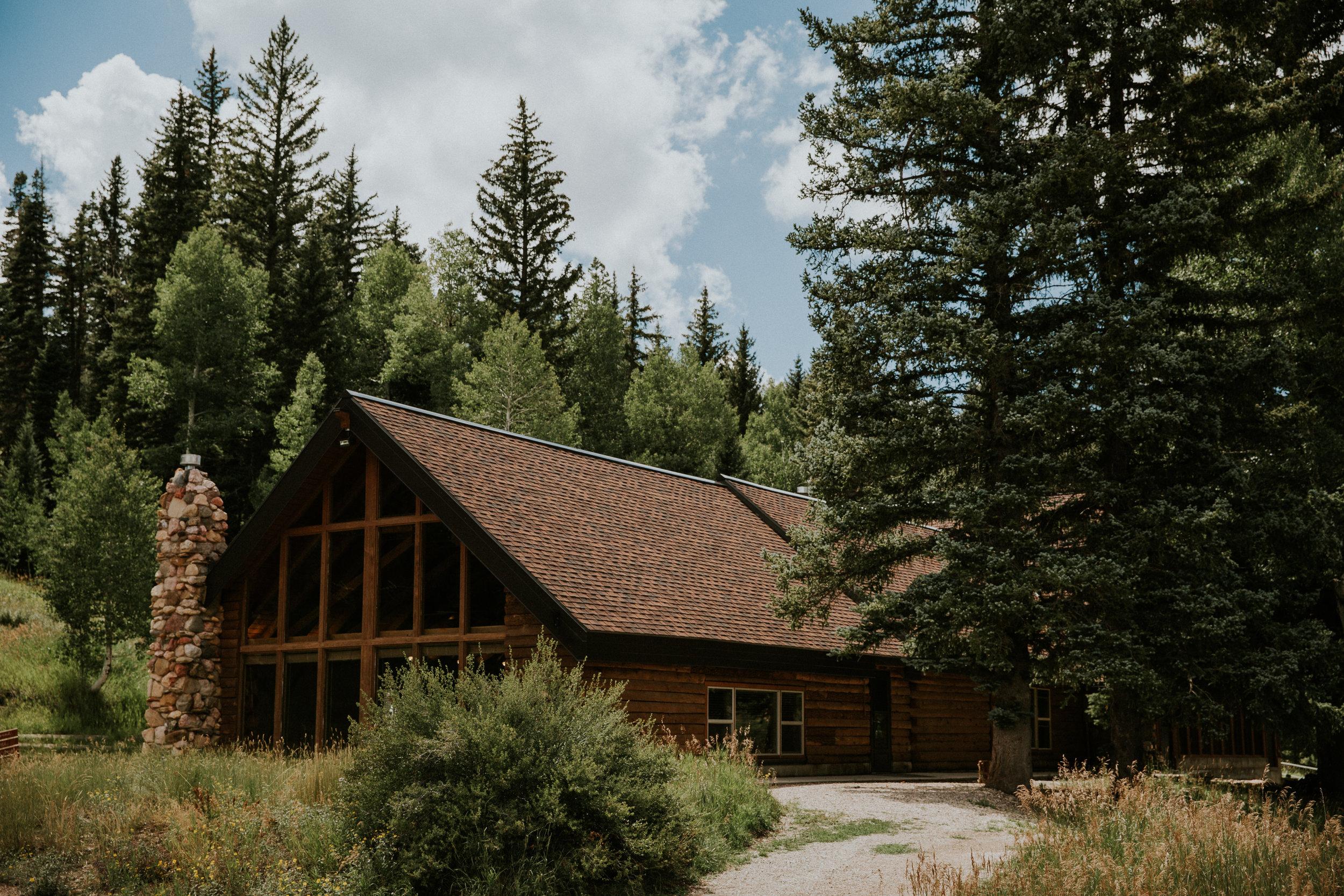 Jilian + Dakota | Cedar Canyon, UT {Rustic Mountain Wedding