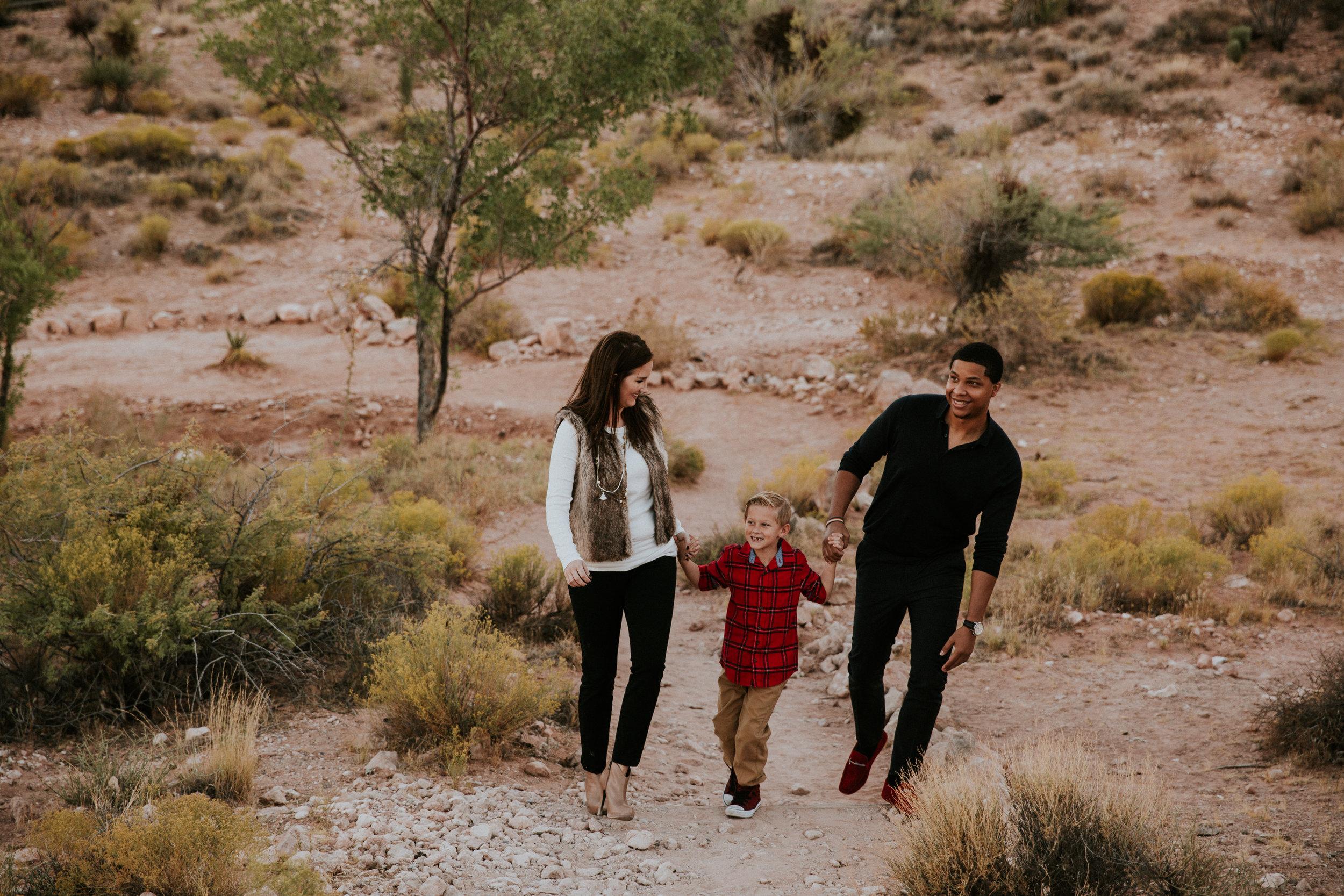 Las Vegas Family Photography - Family Photographer - Lifestyle Family Photography - Calico Basin - Red Spring - Nevada - Documentary