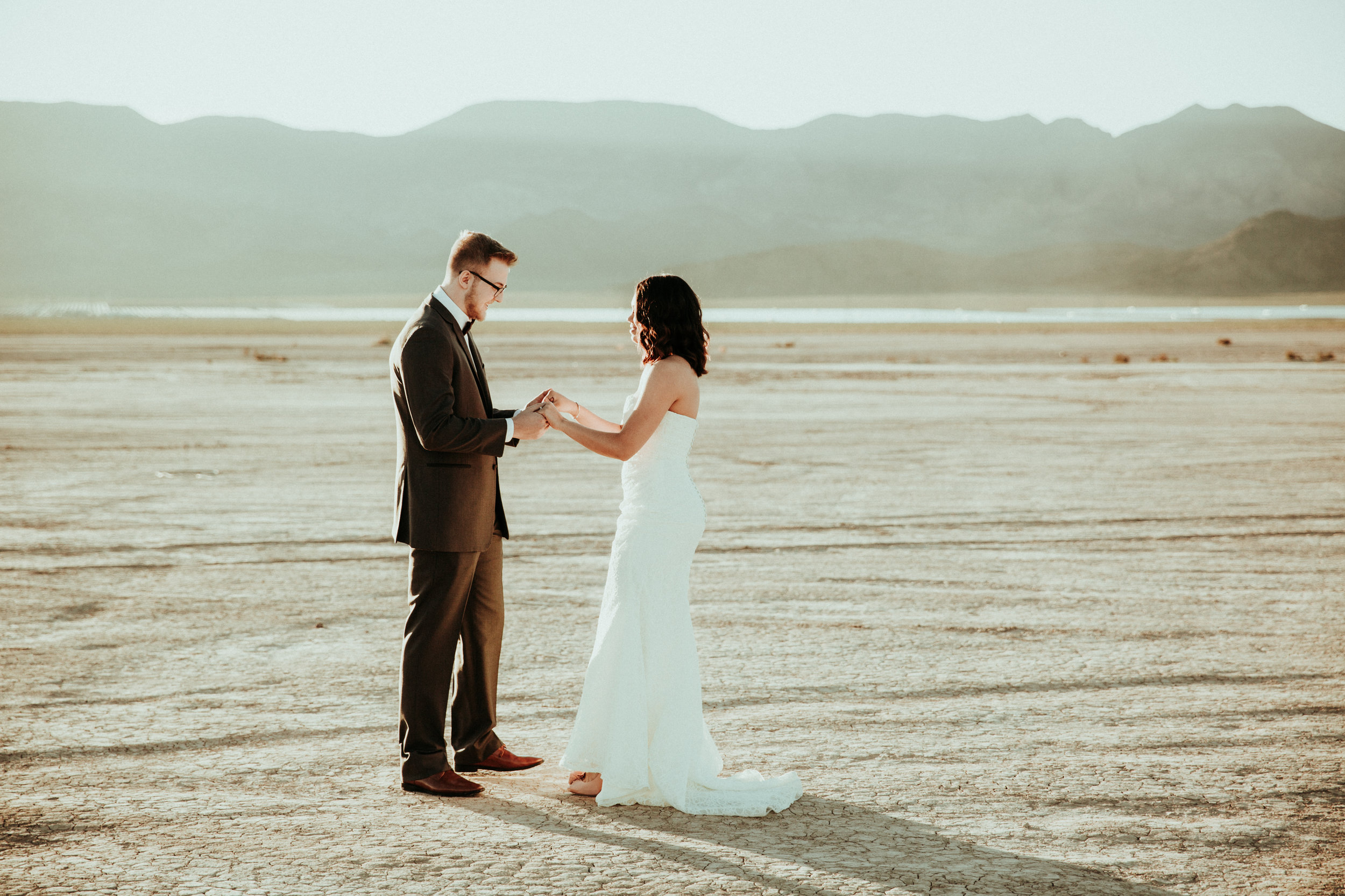 Las Vegas Wedding Photography - Seattle Wedding Photographer - Destination Wedding Photographer - Elopement Photographer - First Look