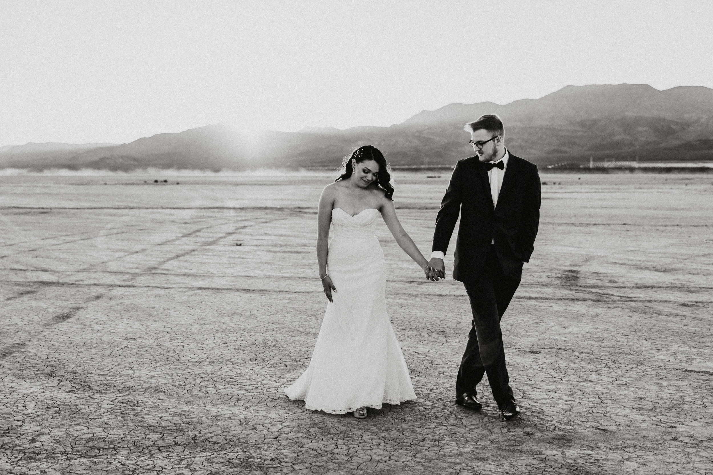 Las Vegas Wedding Photography - Henderson, NV - Jessica and Daniel - Kamra Fuller Photography - Bridal Session - Portrait Session - First Look - Couple's Poses - Seattle Wedding Photographer - PNW Elopement Photographer