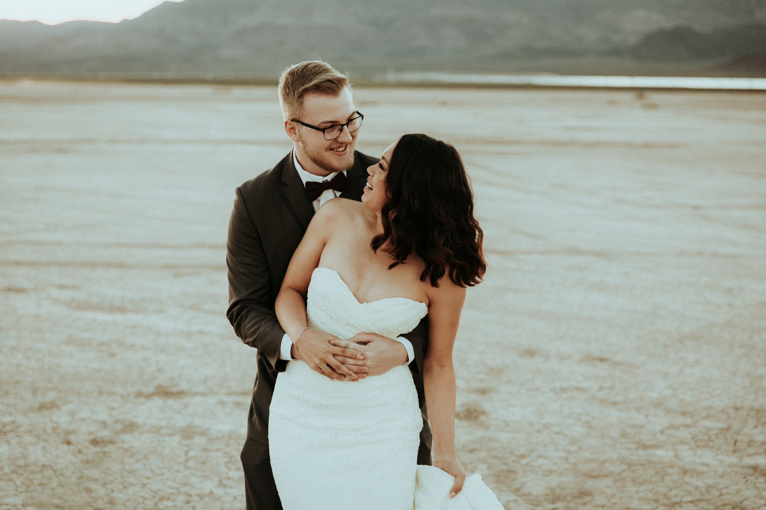 Las Vegas Wedding Photographer - Henderson, NV - Seattle, WA - PNW Wedding Photographer - Portland Wedding Photographer - Wedding Portraits - First Look