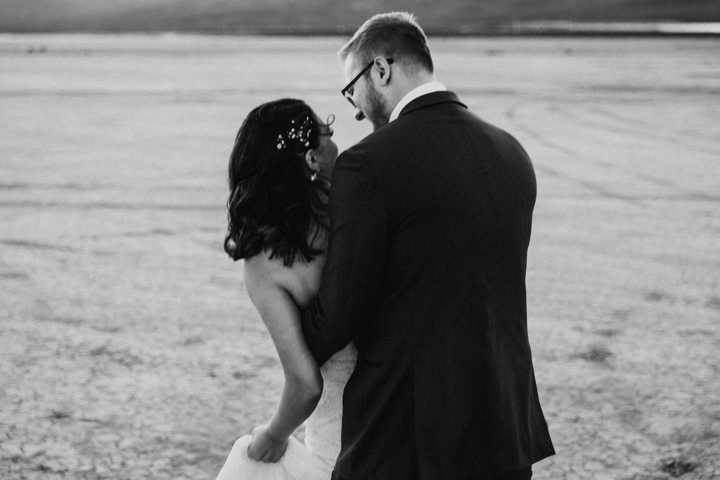 California Wedding Photographer - Las Vegas Wedding Photographer - Henderson, NV Wedding - Kamra Fuller Photography - Daniel + Jessica Wedding - Candid - Documentary Wedding Photographer - Lifestyle - Motion Blur - Slow Shutter Speed - Black and White Photography
