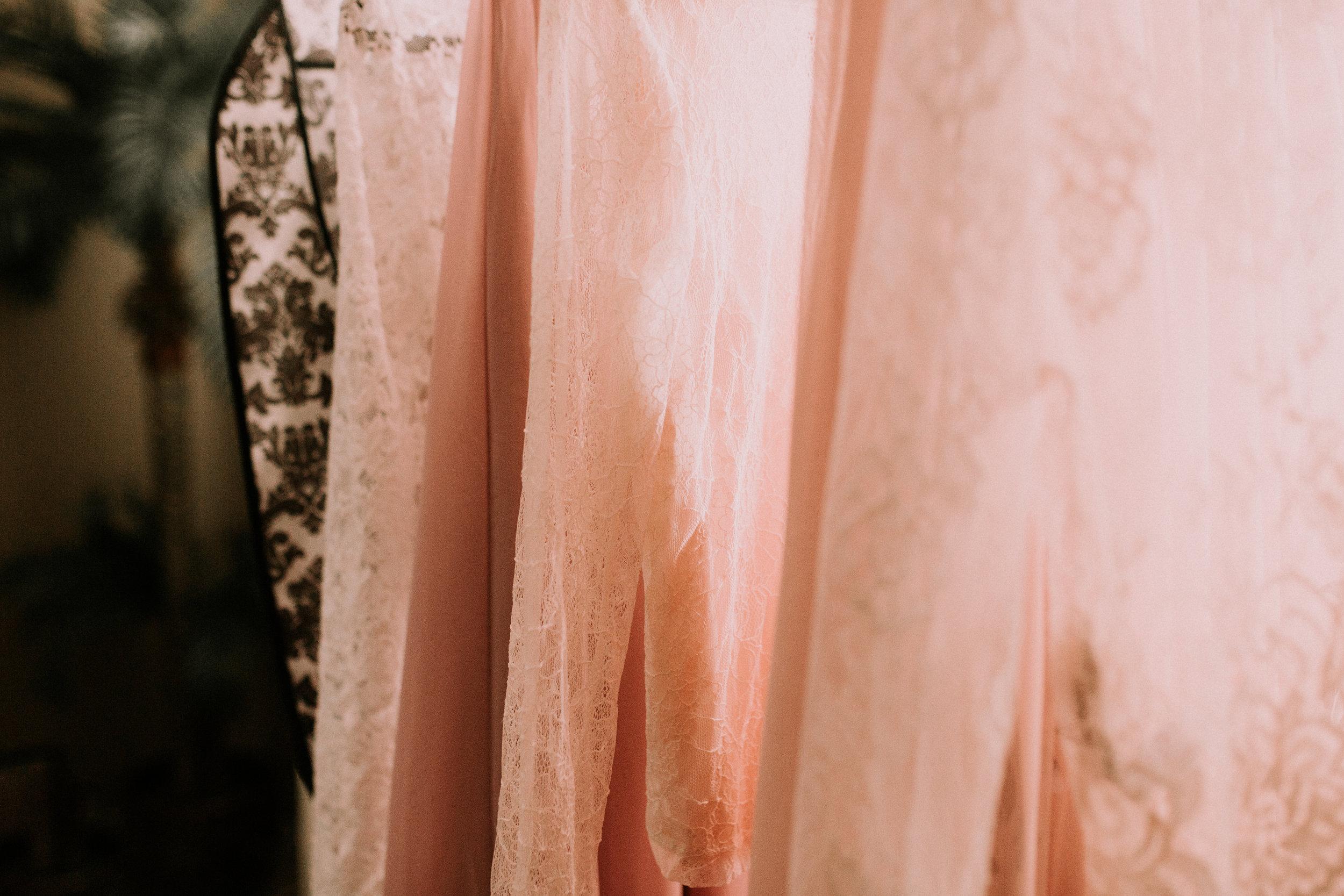 Jessica + Daniel - Kamra Fuller Photography - Henderson, NV - Las Vegas Wedding Photographer - Seattle Wedding Photographer - Portland Elopement Photographer - Portland Wedding Photographer - Wedding Details - Ring Shot - Detail Shot - Candid - Lifestyle - Documentary Style Photography - Wedding Photojournalist - PNW Elopement Photographer - White Lace Wedding Dress - Moody Photography - Bride - Groom - Getting Ready