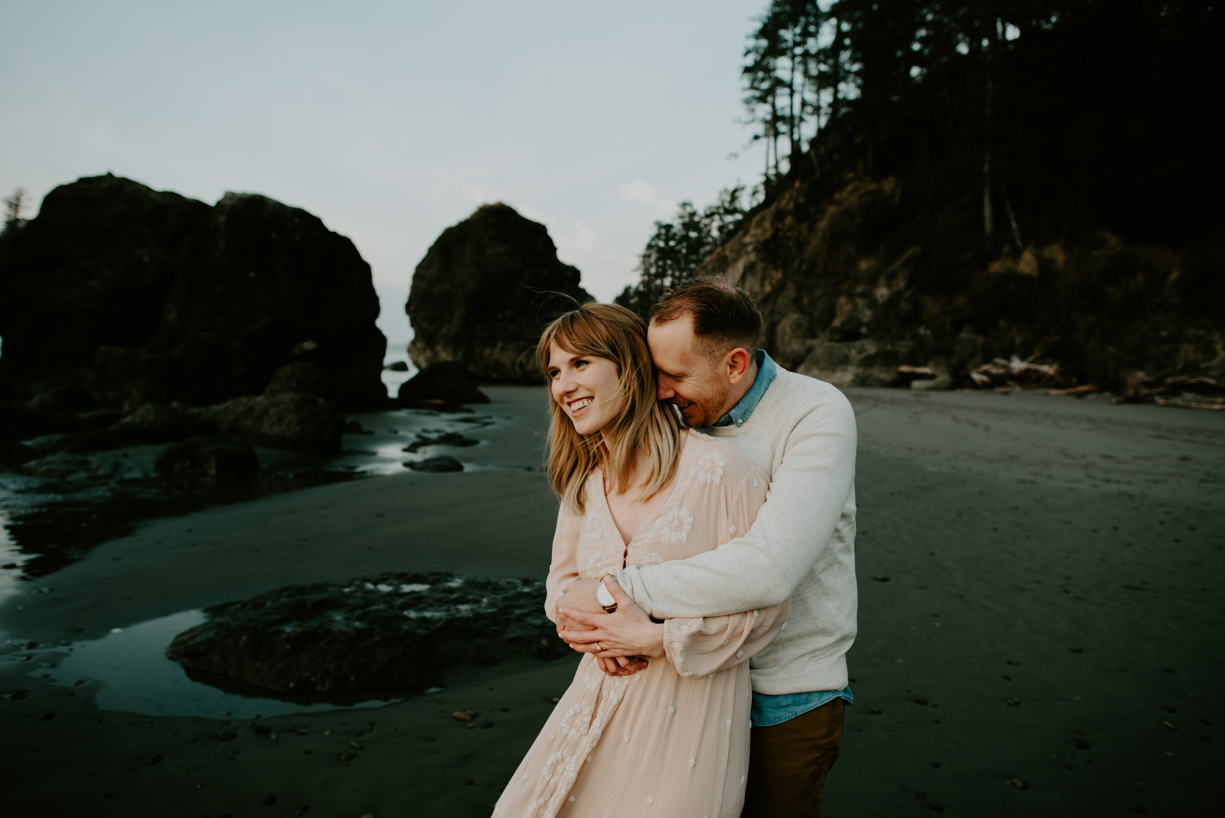 Ashley + Peter - Kamra Fuller Photography - Olympia Wa Engagement Session - Ruby Beach Engagement Session - Seattle Wedding Photographer - Washington Wedding Photographer - Port Angeles Wedding Photographer - Snoqualmie Wedding Photographer - Seattle Engagement Photography - PNW Couple's Photography - Oregon Coast Engagement Session - Washington Coast Engagement Session - Washington Coast Wedding Photographer - West Coast Wedding Photographer - California Wedding Photographer - Portland Wedding Photographer