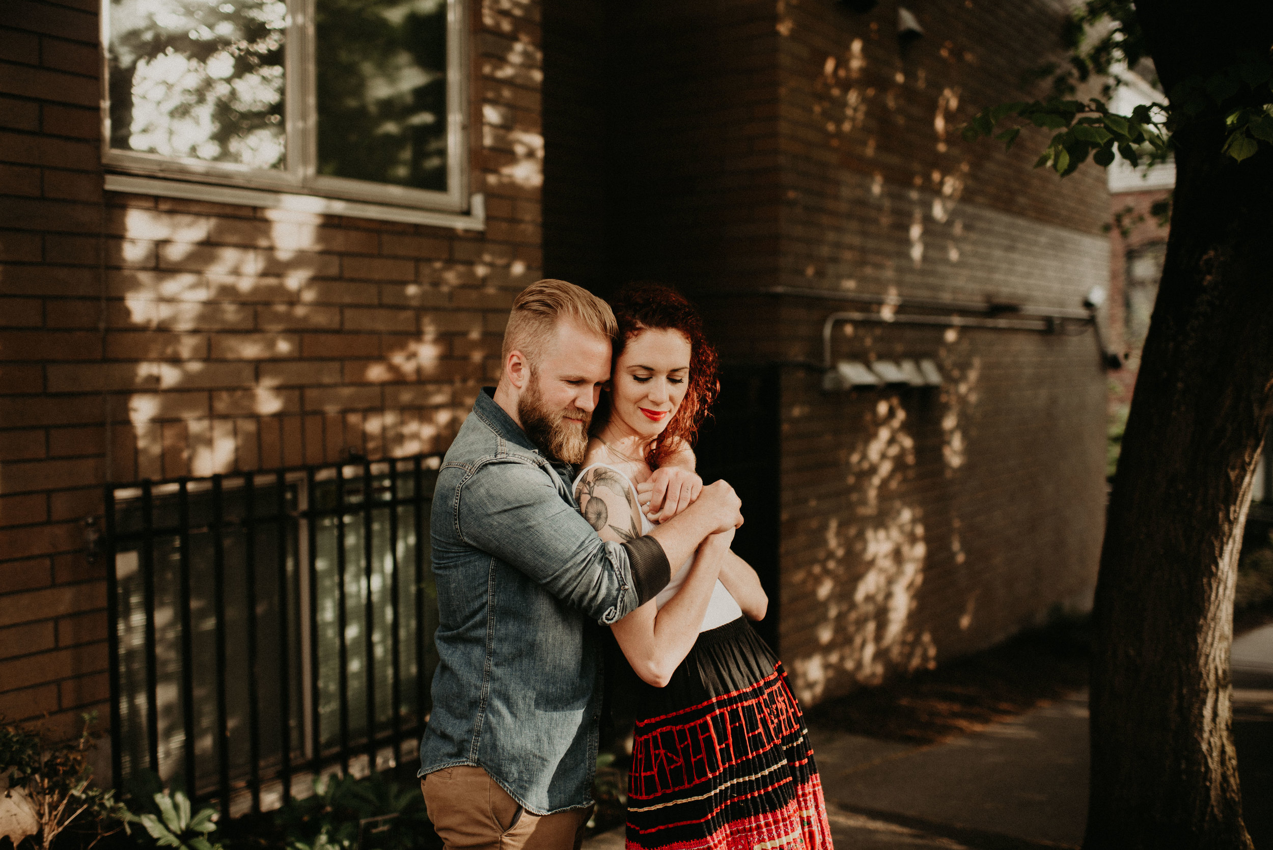Seattle Couple's Session