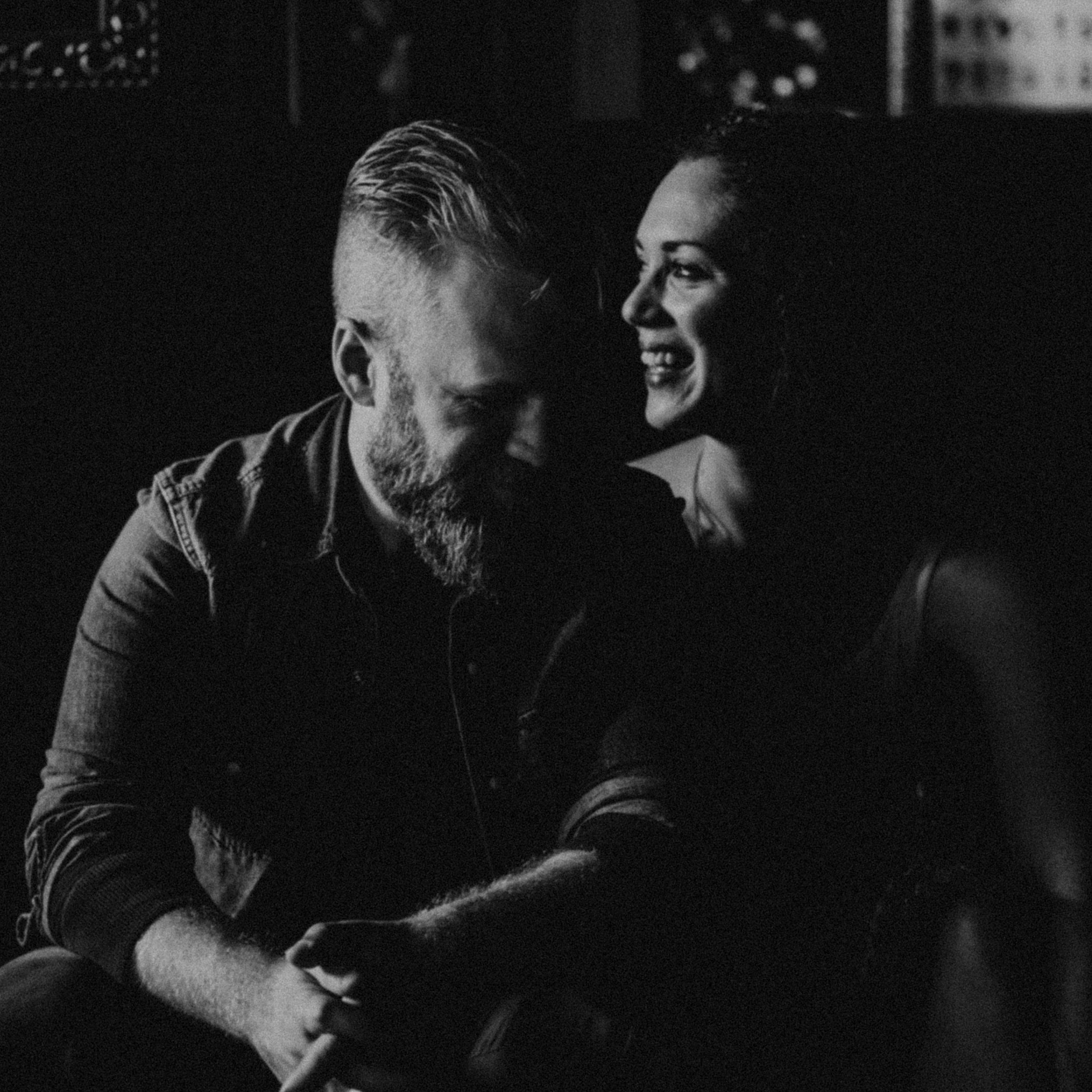 Seattle Couple's Photographer