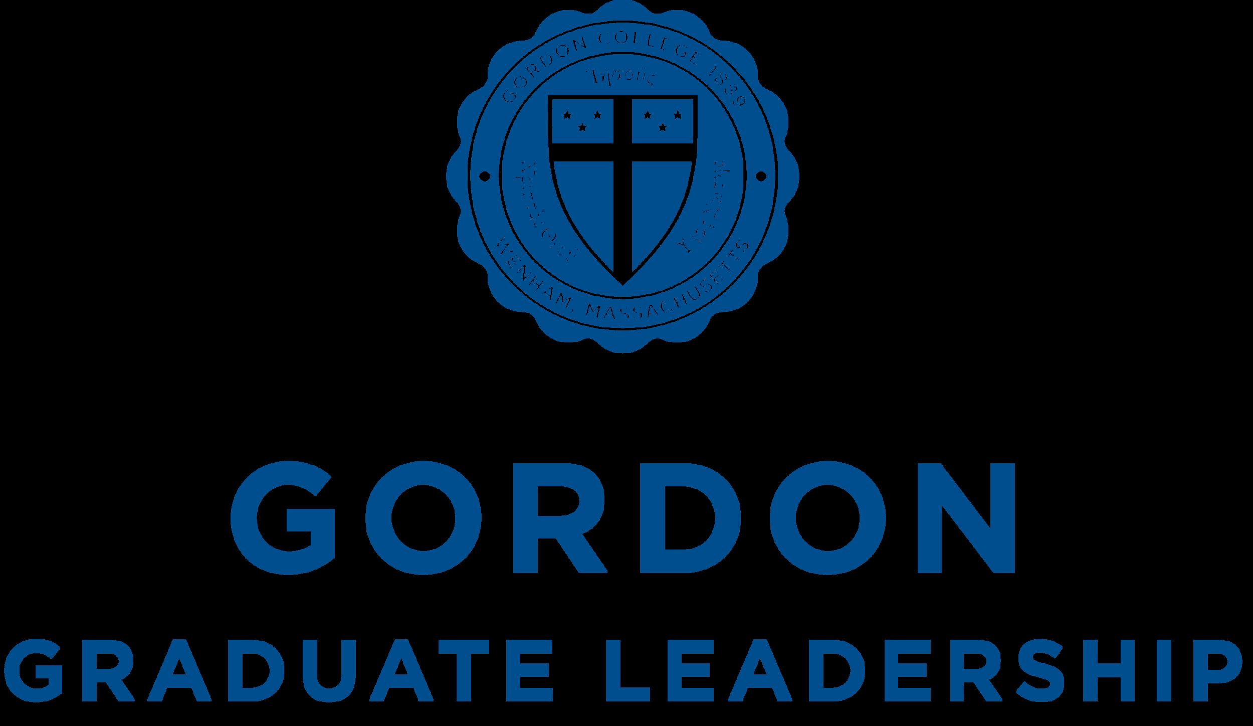 Gordon Graduate Leadership