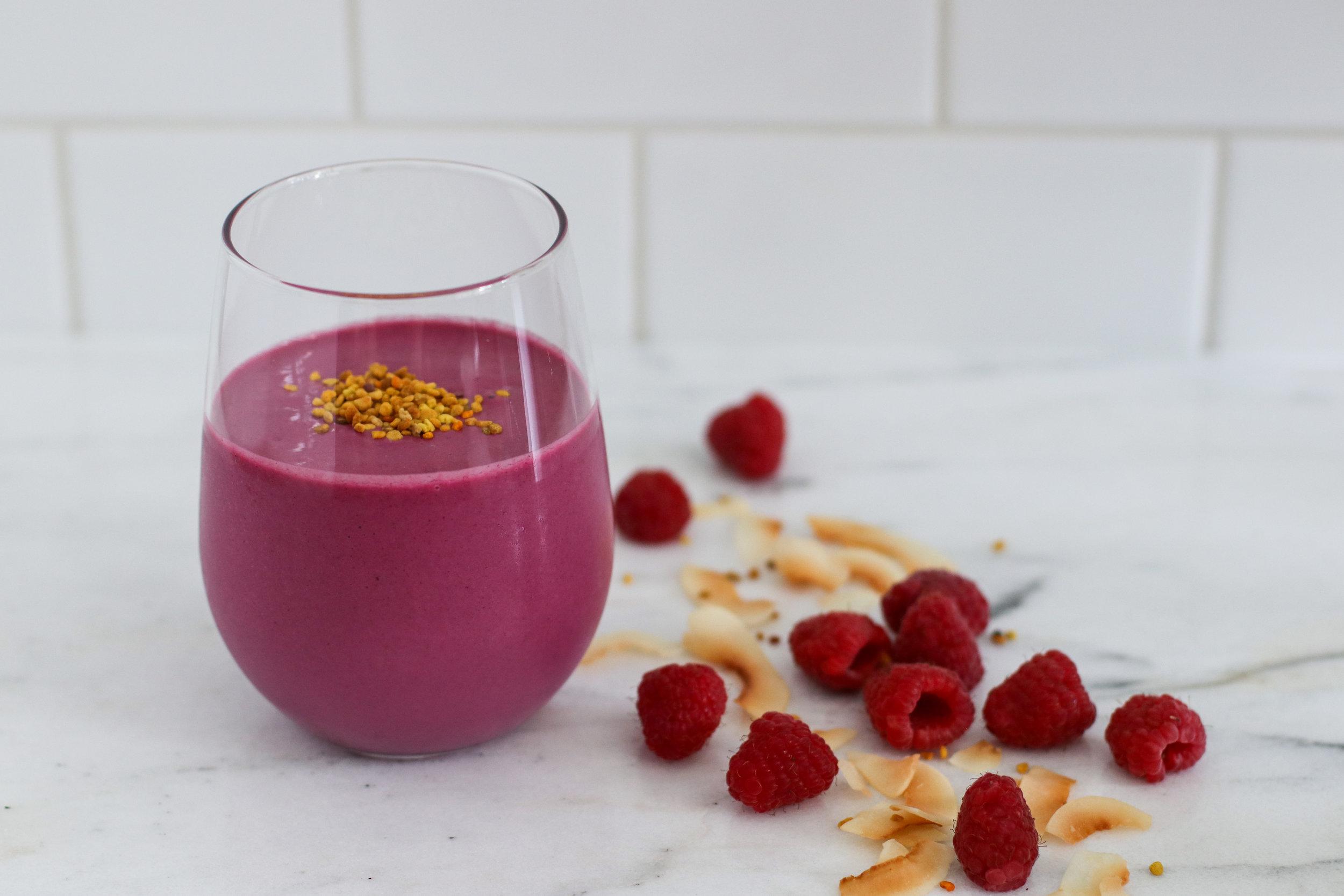 Immune Boosting Raspberry Beet Smoothie.jpg