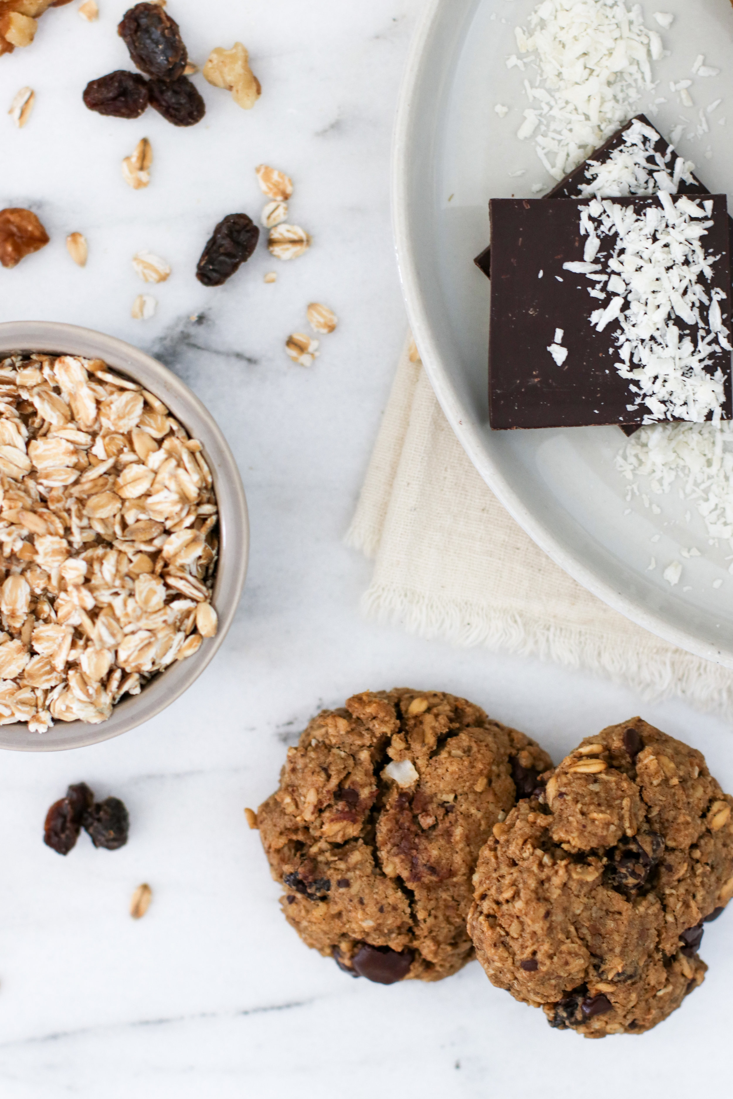 Chocolate Oatmeal Raisin Walnut Cookies 5.jpg