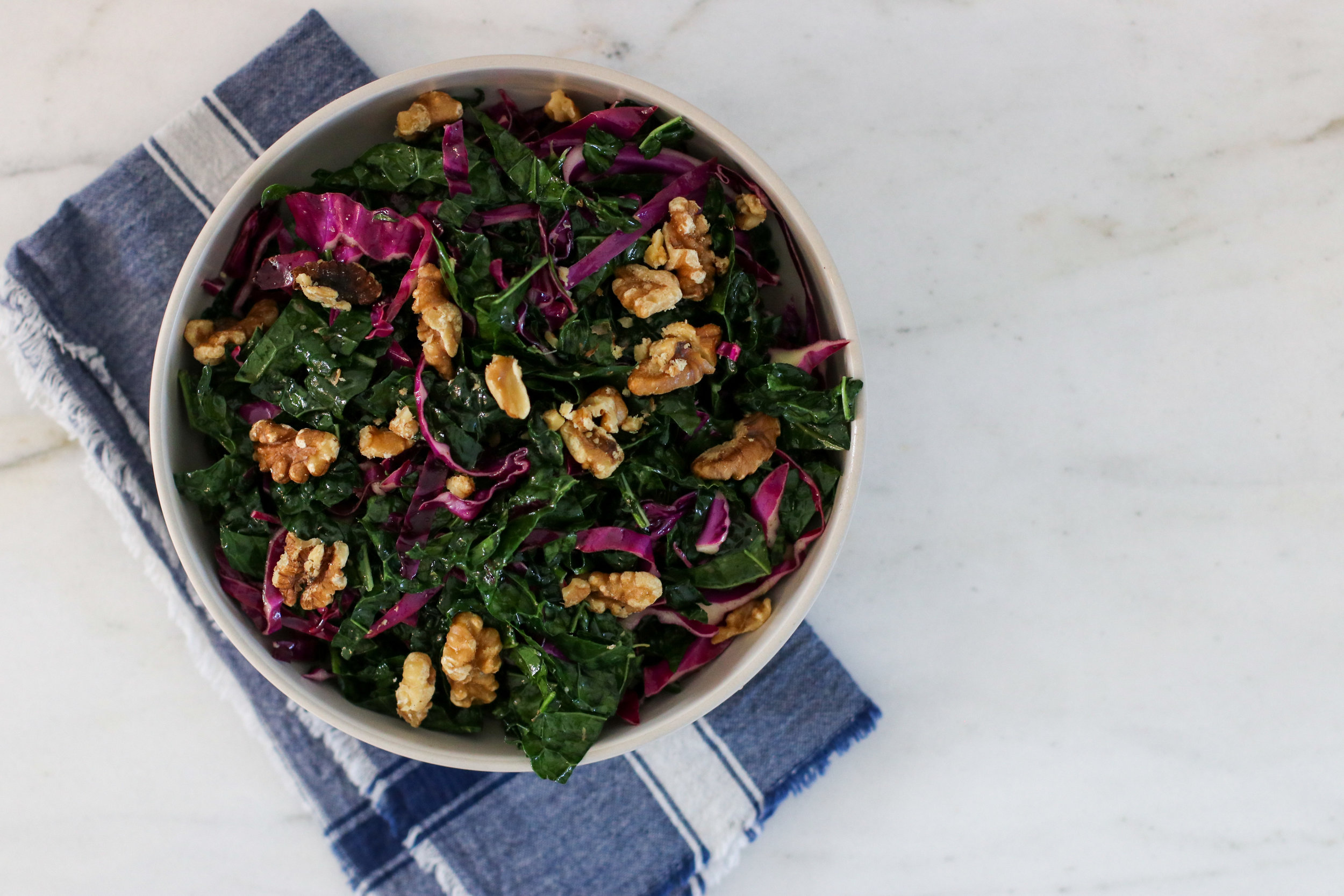 Kale and Cabbage Slaw with Mustard Citrus Vinaigrette.jpg