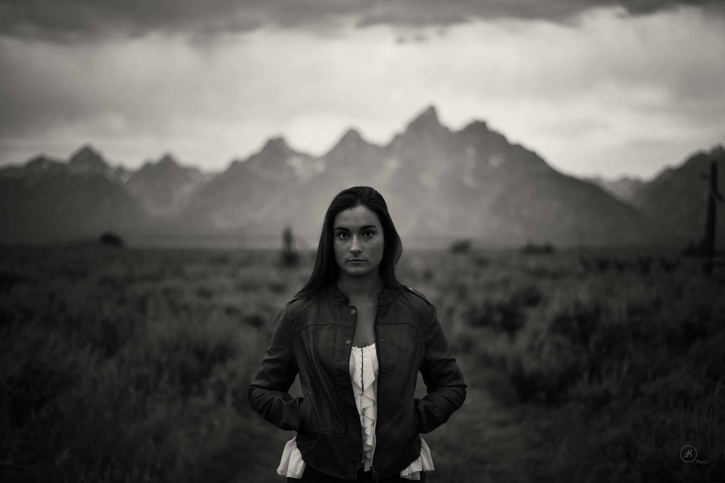 Grand Teton Portrait