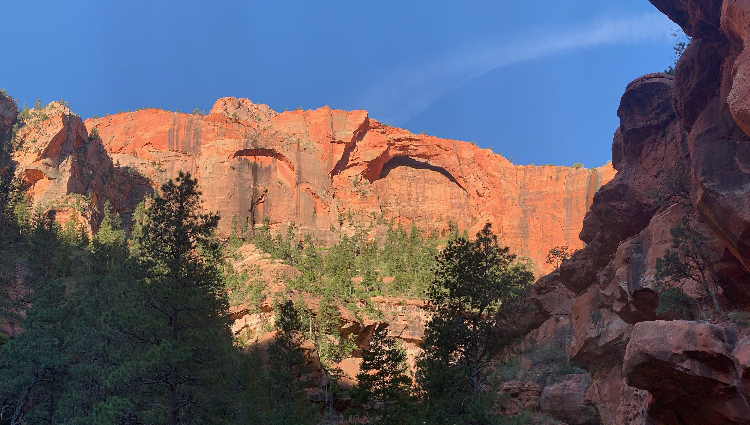 The Kolob Arch