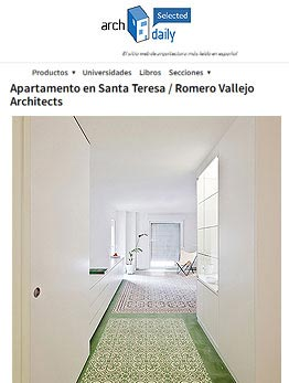 Romero Vallejo, Romero and Vallejo, Archdaily