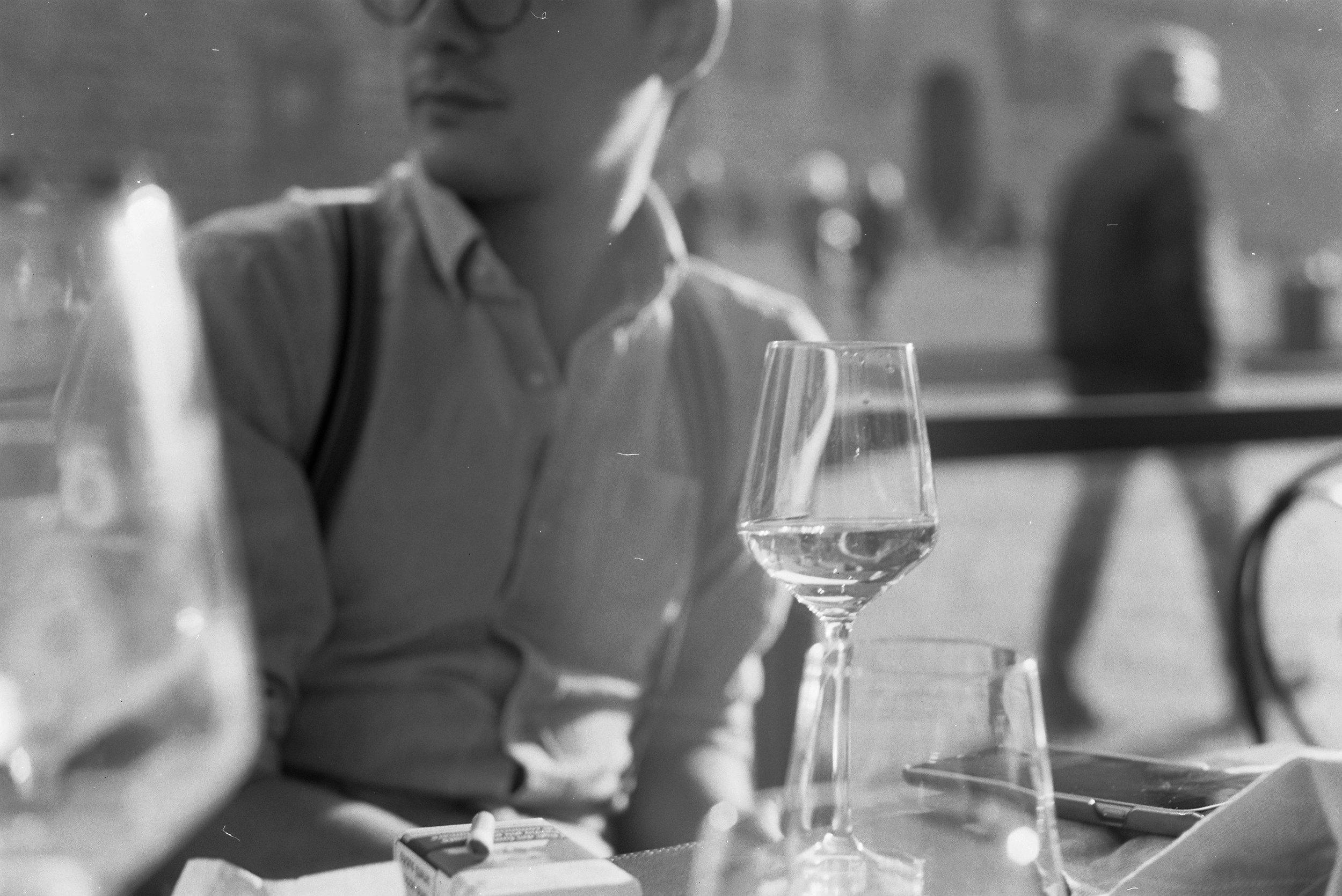 Brendan in Florence