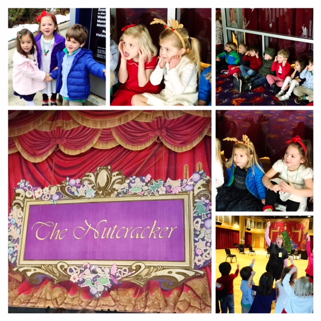 We had the opportunity to see The Nutcracker with the Richmond Ballet.
