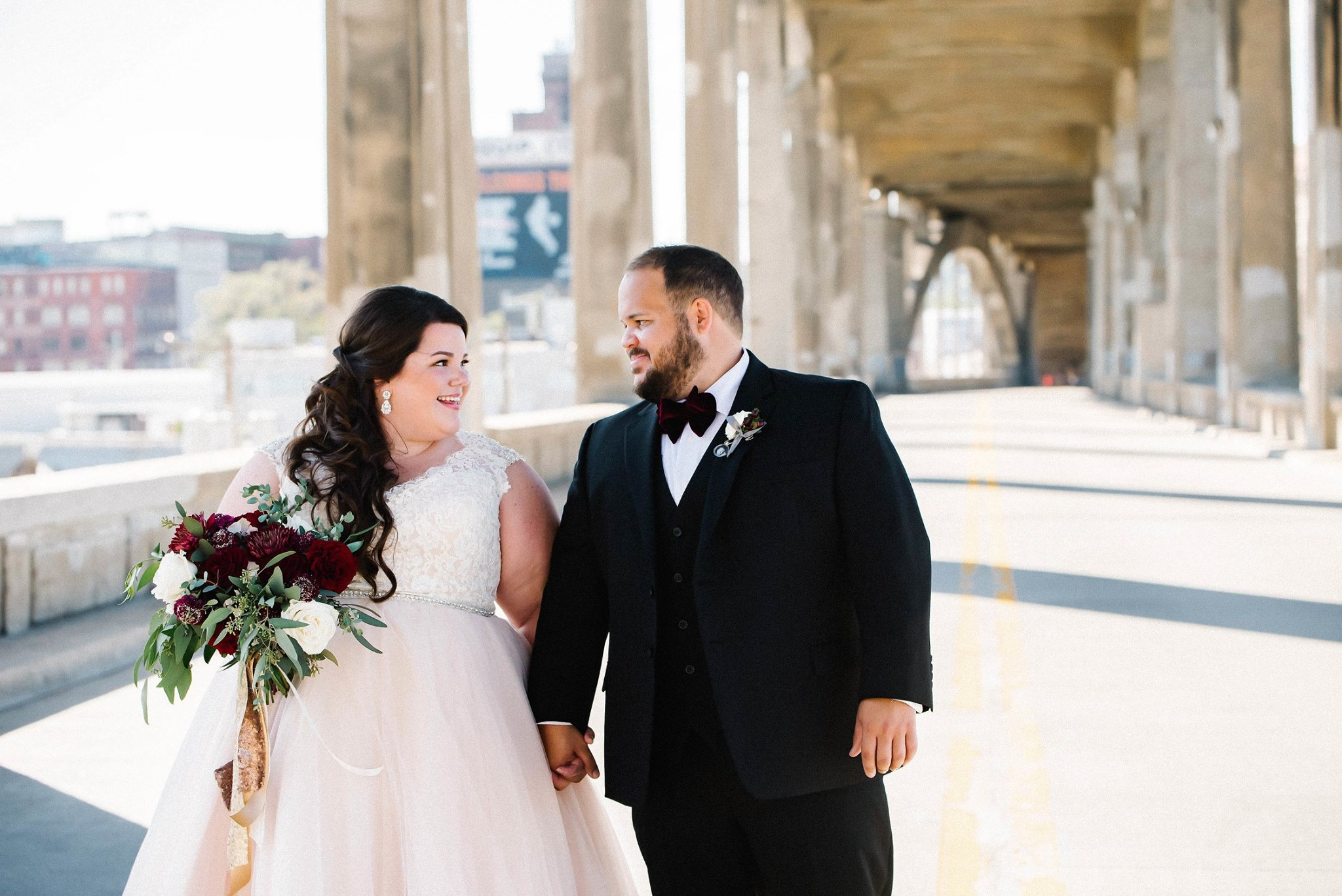 Kathleen and Joshua AMHB Couple