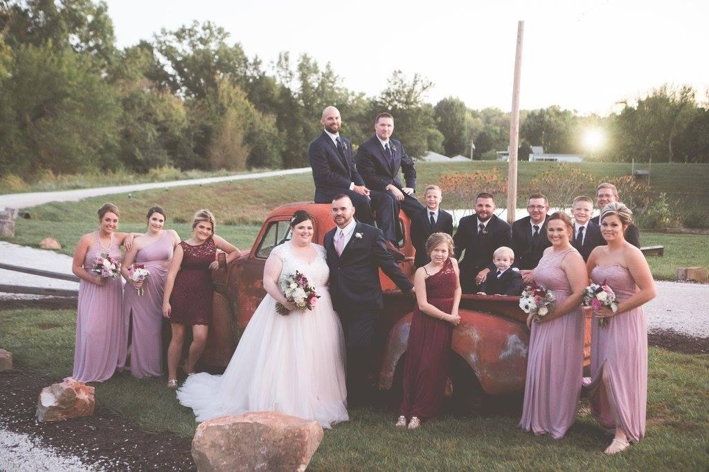 Kansas City Wedding Venue