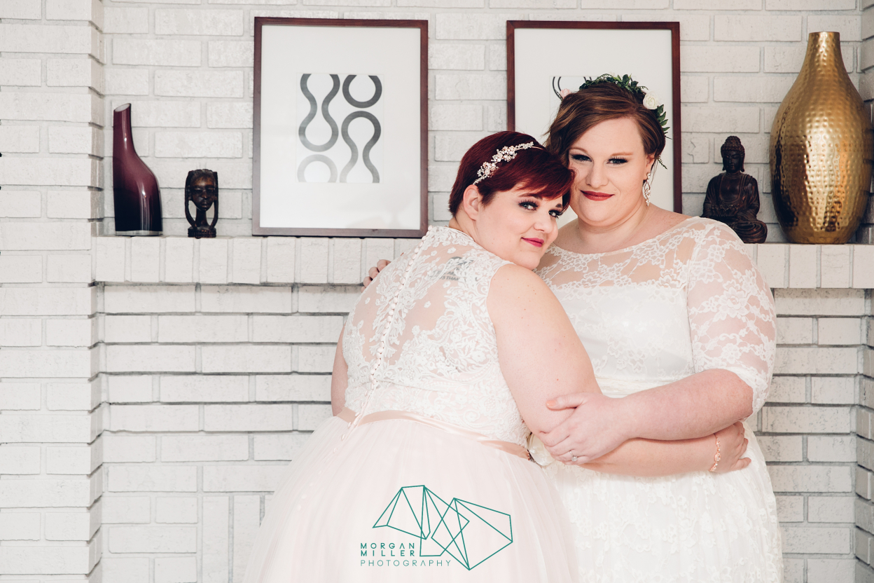 Curvy Brides Wedding Gown