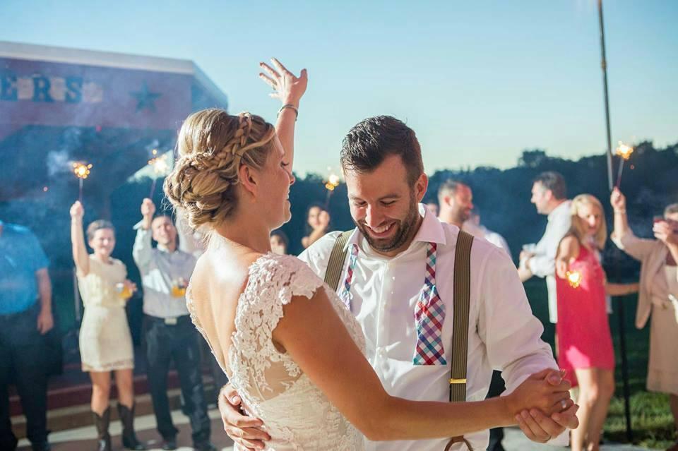 Bride & Groom Dancing | MIC King Music & Events