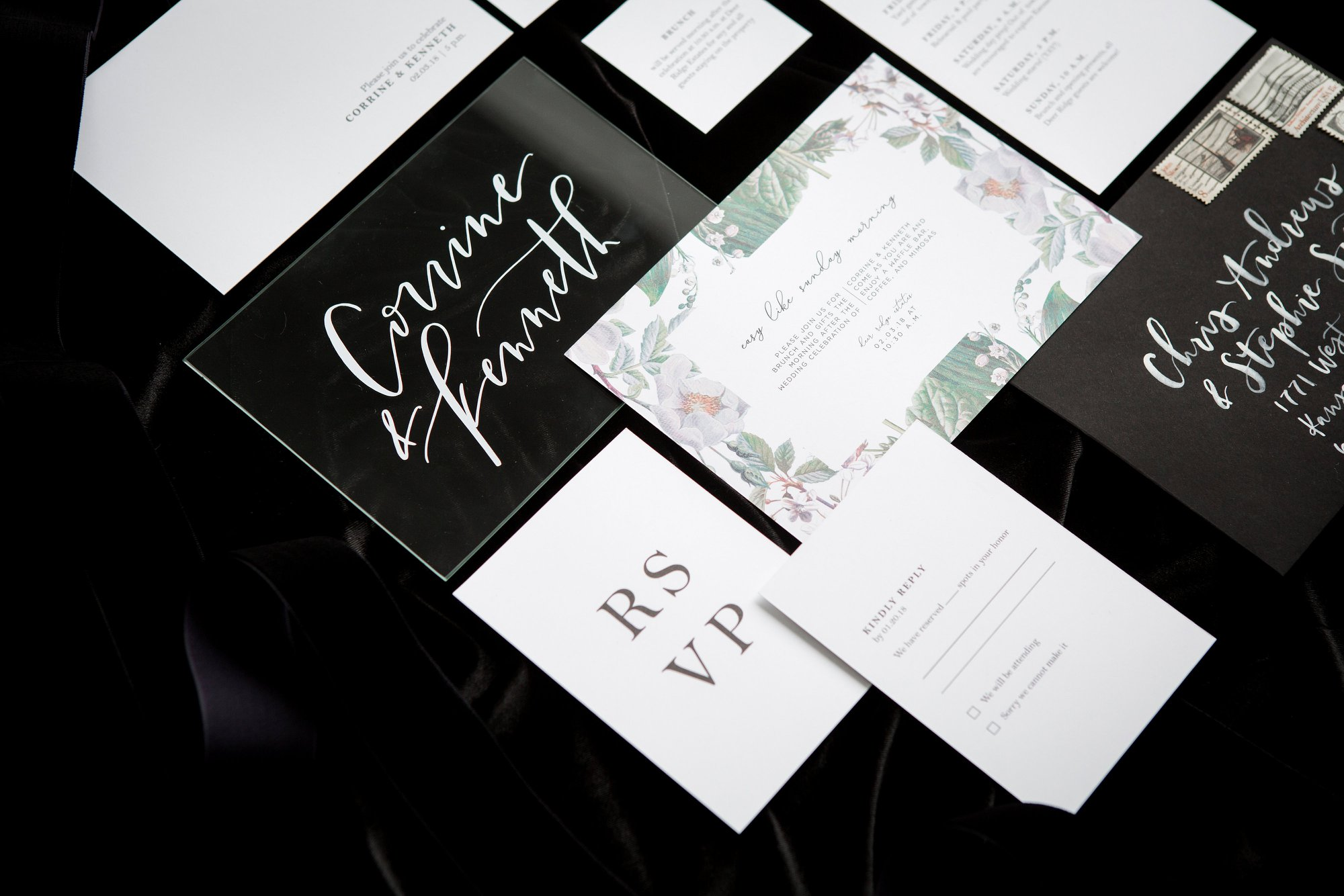East & West Designs | Kansas City Wedding Invitations