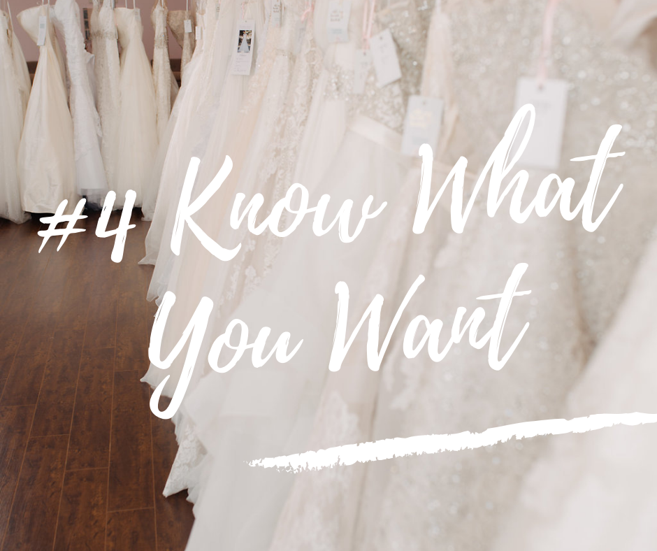 National Bridal Sale Tip